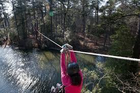 treetop adventure at callaway gardens