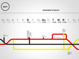 Project Timelines For Visual Design Project - Google Search | F Time ...