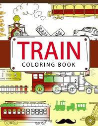 This one resembles randy jackson. Train Coloring Book Coloring Books For Adults Coloring Pages For Adults And Kids By April J Garza Paperback Barnes Noble