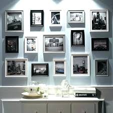wall picture frames sets gallery frame set small size of deluxe collage uk wall picture frames sets