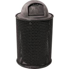outdoor trash can with wheels and attached lid. small size of outdoor garbage can with lid plastic trash wheels and attached h