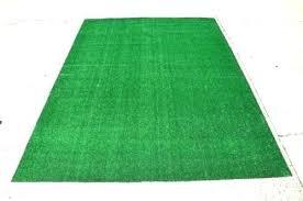 grass area rug fake grass area rug green rugs