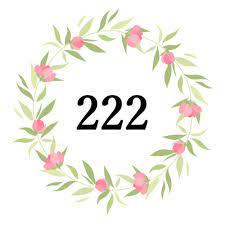222 エンジェル ナンバー