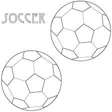 Soccer Coloring Pages Soccer Kids Printables