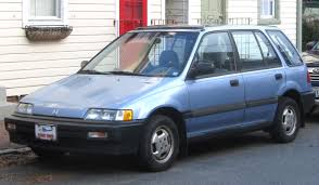 1990 Honda Civic ii shuttle (ee) – pictures, information and specs ...