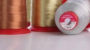 Coats Sylko Trilobal Polyester Thread Machine