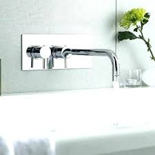 wall mount faucets awesome bathtub wall faucet wall mount bathroom faucets wall mounted waterfall faucets for