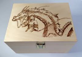 How To Decorate Wooden Boxes Shadow Mini Boxeswooden framesMiniaturePyrography Homepage 51