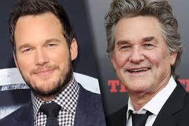 Goldie hawn and kurt russell. James Gunn Wants Kurt Russell To Play Chris Pratt S Star Dad In Guardians Of The Galaxy Vol 2