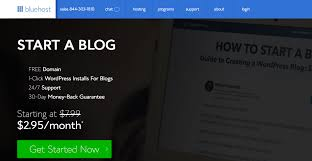 how to start a blog easy steps to create a blog images bluehost
