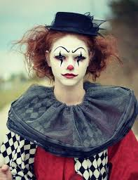 sad clown makeup ideas for women diy clown makeup and costume