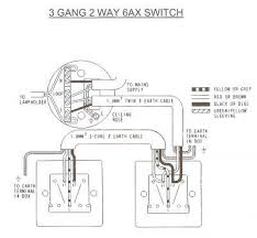 3 gang switch wiring diagram Two Way Switch Wiring Diagram wiring diagram for two gang two way light switch wiring two way switch wiring diagram color