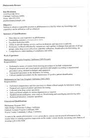 Entry Level Phlebotomy Resume 8 Common Misconceptions