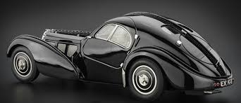 1934 bugatti type 57 aérolithe. 1 18 Scale Car Of The Year Bugatti Type 57 Model Car Hall Of Fame