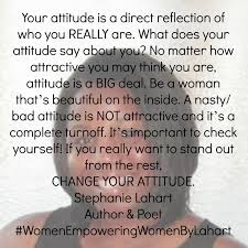 Bad Attitude Quotes Adorable Bad Attitude Quote Womenempoweringwomenbylahart