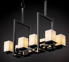 justice design 8618 montana 8 uplight 3 downlight contemporary bridge chandelier with square loading zoom