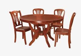 wooden round table chinese style table dining table png and psd