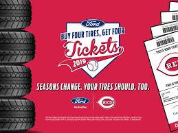 2019 Cincinnati Reds Ticket Offer Kings Ford