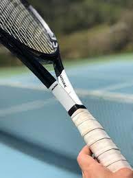 Novak Djokovic's new racquet setup ...