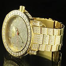 amazon com kronos 14k yellow gold finish elegant men real diamond kronos 14k yellow gold finish elegant men real diamond full steel king watch