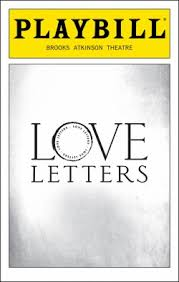 Love Letters Broadway @ Brooks Atkinson Theatre - Tickets And ...