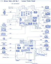 2007 toyota sienna interior fuse box wiring library diagram h9 2006 Toyota Sienna Fuse Box Diagram at 2006 Toyota Sienna Interior Fuse Box