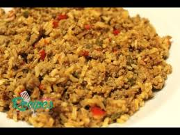 dirty rice recipe how to make dirty rice with ground turkey i heart recipes