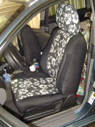 subaru baja pattern seat covers