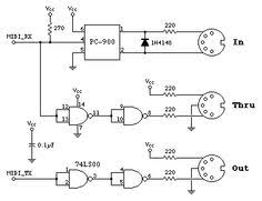 midi wiring diagram midi wiring diagrams