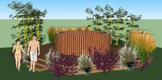 Small Picture Garden Design Hot Tub Hornby Garden Designs Garden Design