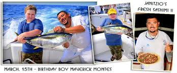 Cabo Fishing Report Spring 2018 April To June Forecast And
