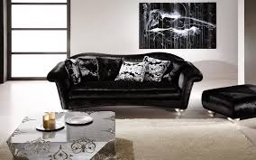 Living Room Black Sofa Black Couches Living Rooms Classic Leather Black Sofa For Living