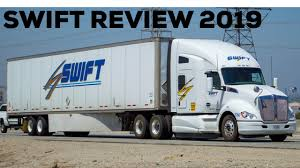 Swift Transportation Driver Owner Operator Pay Review 2019