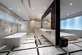 Open Bathroom Bedroom Design 15 Smart Open Concept Bathroom Ideas For Balancing Privacy With