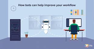 The Help Text How Bots Can Help Improve Your Workflow Zoho Blog