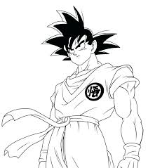 Goku Coloring Pages Super Coloring Pages Coloring Page Super