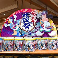 彩涼華舞さいりょうかぶデザイン東京ディズニーランドディズニー