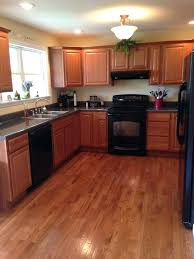 kitchen color ideas with oak cabinets and black appliances.  Ideas How To Decorate A Kitchen With Black Appliances Small Kitchens Dark  Cabinets Espresso Stainless  Throughout Kitchen Color Ideas With Oak Cabinets And Black Appliances E