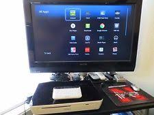 sony internet tv. sony nsz-gt1 digital media streamer internet tv box blu-ray w/ remote tv