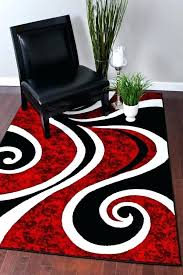 red black and white rug red black white rugs rug designs red black and white rug
