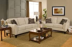 beige furniture. carver beige fabric sofa furniture e