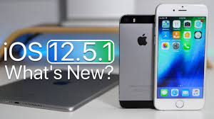 iOS 12.5.1 is Out! - What's New? - YouTube