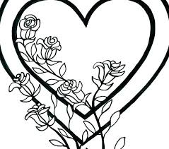 heart coloring heart coloring pages printable heart coloring pages heart coloring pages love heart coloring pages