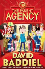 the pa agency by david badl 9 13 years shortlist
