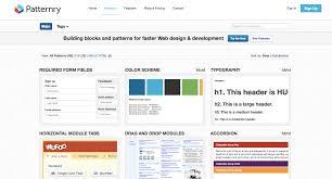 Web Design Patterns Design Pattern Libraries For Desktop Mobile Software