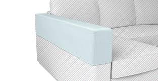 high quality awesome couch arm protectors or 2 arm rest covers in shire mustard basic fit