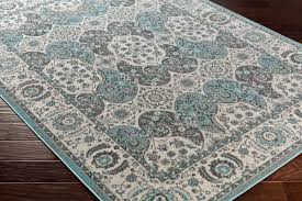 launching gray and turquoise rug lovely spelndid artistic weavers roosevelt