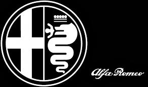 alfa romeo logo black and white. alfa romeo logo geschichte black and white e