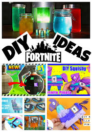 Diy Party Printables Diy Fortnite Crafts Party Ideas Red Ted Art
