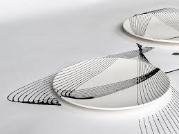 oscillation plates  dutch design daily